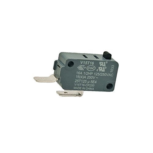 Whirlpool W10211974 Switch for Microwave