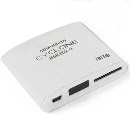Sumvision Cyclone Micro HD HDMI 1080p Multi Media Player Adapter