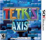 Price comparison product image Tetris: Axis 3DS