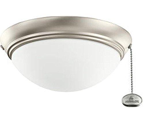 Kichler 380120NI, Low Profile Glass Light Kit - For 30
