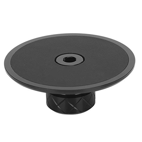 CD-speler Recordstabilisator Vinylplaatklem Lichtgewicht Schijfstabilisator voor Gebruik van Muziekspeler(zwart)
