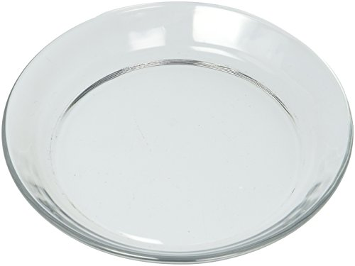 Duralex Made In France 3017AF06/4 Lys Dinnerware 5-3/8 Inch Appetizer Plate. Set of 4 (Gourmet Canape Plate)