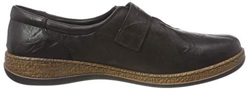 slipper Damen 942120 Comfortabel 1 Schwarz xX4UqUOw