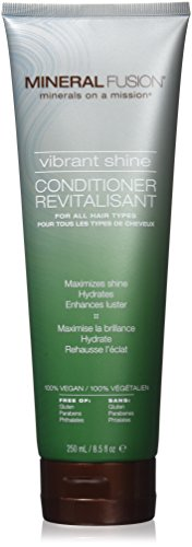 Mineral Fusion Conditioner, Vibrant Shine, 8.5 Ounce (Shine Fusion)