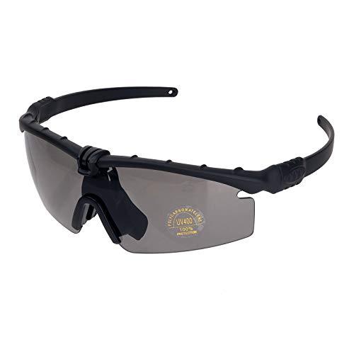 FOCUHUNTER Oogbescherming – Sportbril voor heren, anti-condens, fietsbril, veiligheidsbril, leesbril, anti-UV400…