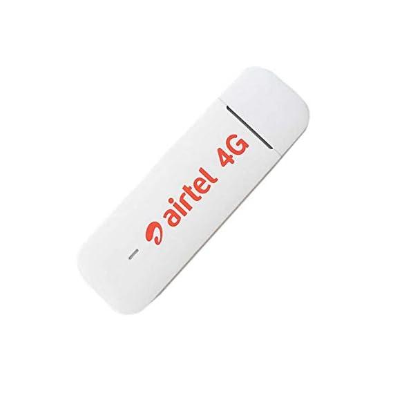 WINNET Airtel 4G Hotspot Binatone BMF422 with 2 Gb Memory Card
