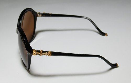 6df7cde26899 ... designer brand  CHROME HEARTS style model  COCK A ROACH frame color   BLACK GOLD lenses  BROWN ZEISS LENSES SUNGLASSES SHADES SUNNIES SUN GLASSES  (made ...