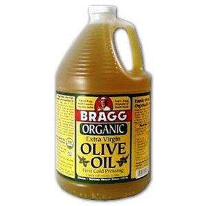 Bragg Olive Oil, Extra Virgin, 128 Ounce