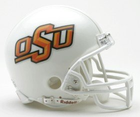 Riddell NCAA Oklahoma State Cowboys Replica Mini Football Helmet