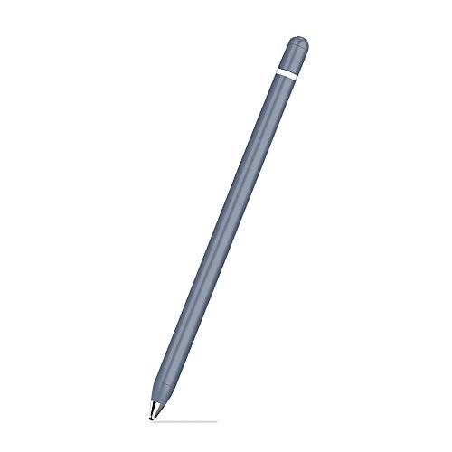 Pendorra Rechargeable Stylus Pen, Active Fine Point Drawing Handwriting Pencil Pens for iPad,iPhone,Cellphone,Android Tablet and Other Capacitive Touch Screen Devices (Grey)