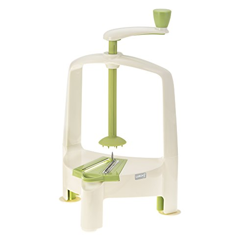Lurch Germany Kitchen Spiralizer 'Spiralo', Green