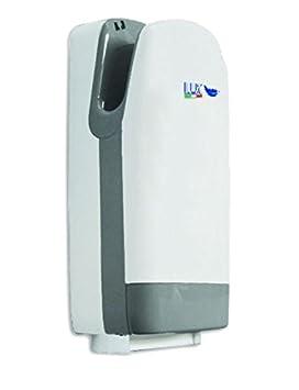 lux-sumatra-b - Toallas a fotocélula de pared 1750 W con filtro EPA E11: Amazon.es: Hogar