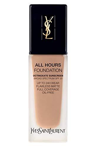 (YVES SAINT LAURENT All Hours Full Coverage Matte Foundation SPF 20 25ml # B50 Honey)