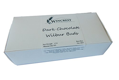 Dark Chocolate Wilbur Buds - 1# (Wilbur Chocolate Buds compare prices)