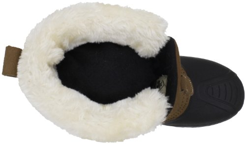 Kamik SNOWDASHER Unisex-Kinder Warm gefütterte Schneestiefel Beige (PUTTY-BEIGE / PUT)