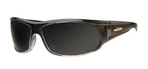 revex polarizadas deportivo Hombre Gafas de sol Sport Biker Cilindro de gafas con bolsa verde talla