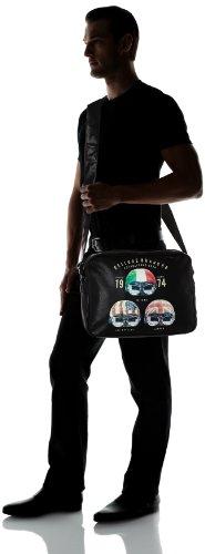 DeeLuxe Denver - Bolsa de mensajero Hombre Negro
