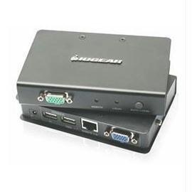 IOGEAR GCE500U USB VGA KVM Console Extender Electronic Consumer Electronics - Iogear Vga Extender
