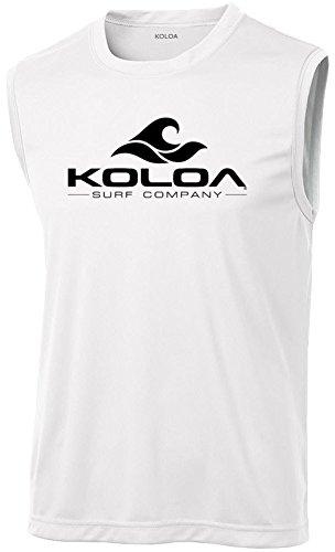 Koloa Surf Wave Logo Moisture Wicking Sleeveless ()