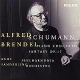 Schumann: Piano Concerto, Fantasy Op. 17