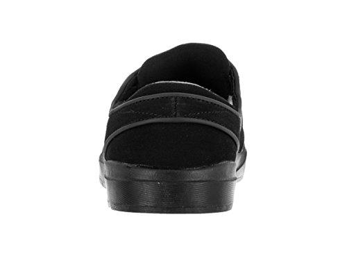 Nike Stefan Janoski Hyperfeel, Zapatillas de Skateboarding para Hombre Negro (Black / Black-Anthracite-Black)