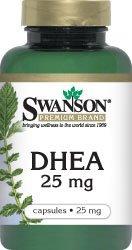 DHEA 25 mg 120 Caps