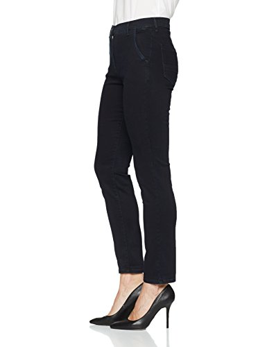 Donna Chino Skinny Blu maya Dark 22 Bx Brax Blue Jeans clean UqW6U7P