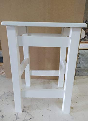 Ikea ODDVAR Holz Hocker stapelbar: : Baumarkt