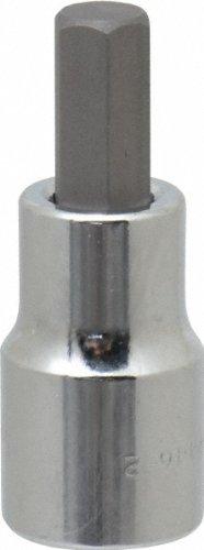 Blackhawk By Proto HW-9449-2 Hex Bit Socket with 3/16-Inch Drive, 3/8-Inch