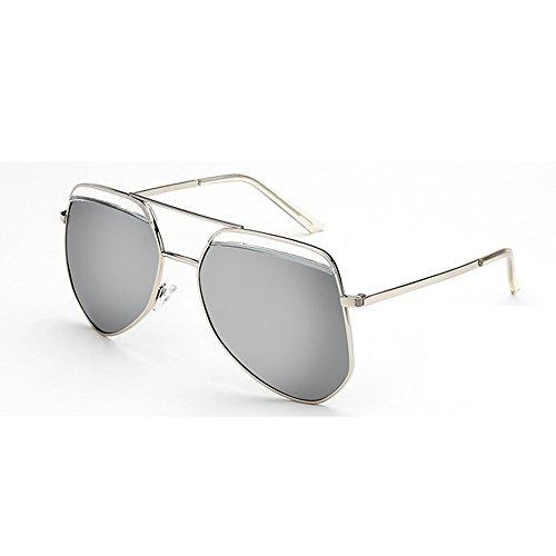 moda Gafas sol libre retra de aire definición de pareja Gafas sol sol de Gafas al la de alta de las solar de de polarizadas 04 gafas la Color protección 06 del la de viaje de la ZHIRONG sol Snw7PqvqE
