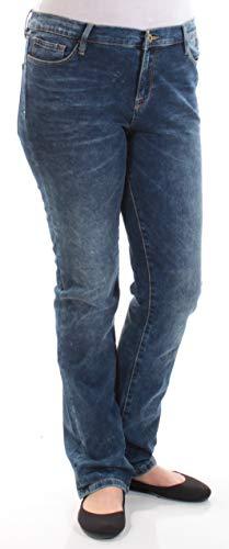 Tommy Hilfiger $70 Womens New 1484 Blue Casual Pants 8 B+B