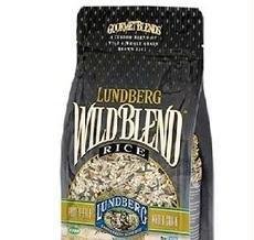 (Lundberg Farms Gourmet Wild Rice Blend (6X1 Lb))