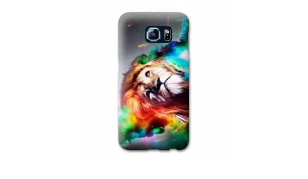 Amazon.com: Case Carcasa LG K4 felins - - lion color B ...