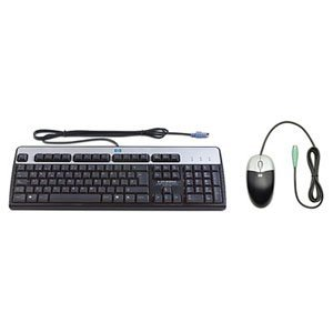 HP PS/2 Keyboard and Mouse- Smart Buy - N68427