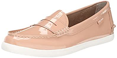 Cole Haan Women's Pinch Lte Slip-On Loafer,Maple Sugar Patent,5  B US