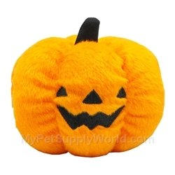 Dog Supplies Halloween Plush Toys Pumpkin (Halloween Gift Baskets For Dogs)