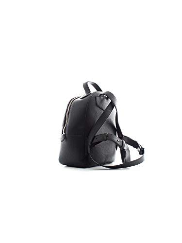 Black Women's Armani Black Quilted Backpack 4tYfwxOXq