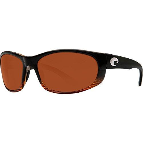 Costa Howler Sunglasses Coconut Fade Copper