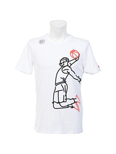 Homme Homme Homme Nike Xl Blanc Blanc Blanc Blanc shirt Bianco T 0EOwEaq4