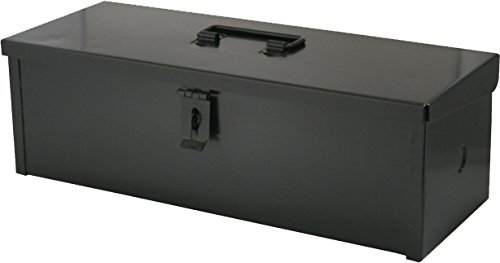 RanchEx 102421 Tool Box - Portable for Trucks/Tractors, Mounting Hardware Included - 16