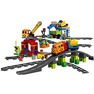 Building Kit LEGO DUPLO 10508 DELUXE TRAIN SET