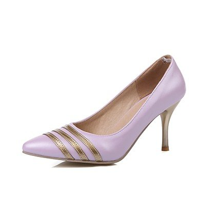 Purple Party Women'S CN42 5 Heels Pointed Blue amp;Amp; Pink Heel Toe 5 Shoes UK7 White EU41 Dress US9 8 Stiletto Zormey Evening 10 OdA0wO