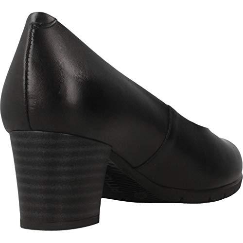 Pitillos Tacón Pitillos Modelo De Negro Color 5260p Marca Tacón Negro Zapatos Xq5CAP