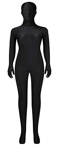 Bluland Spandex Lycra Full Body Suit Unisex Zentai Suit Halloween Costume Medium -