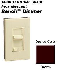 Leviton 81000 1000W, Single-Pole, Renoir Preset Electro-Mech