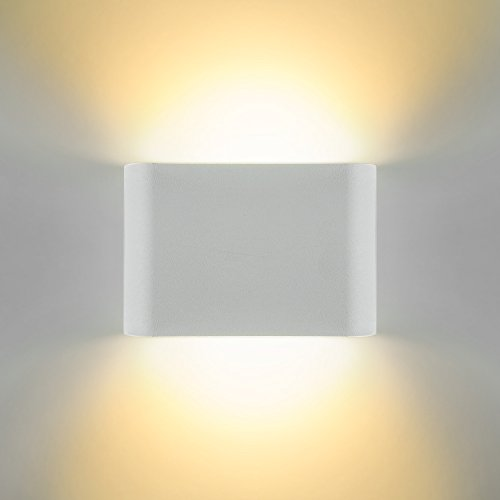 Outdoor Wall Up Lighting - 8