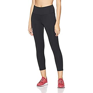 New Balance Women's Core High Rise Crop Pant, Pigment, S