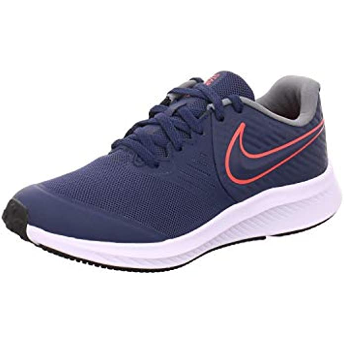 Nike Unisex-Child Star Runner 2 (GS) Sneaker