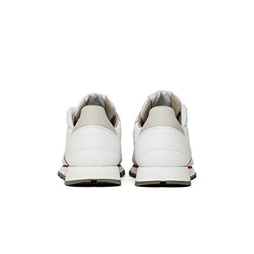 Reebok Herren Cn0170 Gymnastikschuhe Elfenbein (Whitecool Greyredblue)
