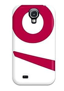 Unique Design Galaxy S4 Durable Tpu Case Cover Saucony Logo